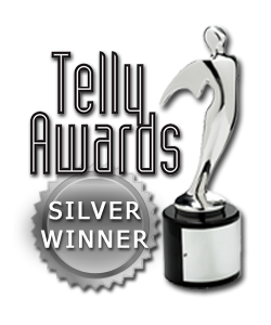 Winner of the Silver Telly Award